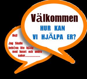 Live chat hemsida företag